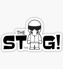 The Stig Sticker