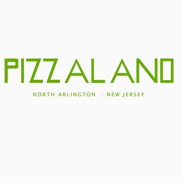 PIZZALAND by papertapir