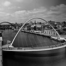 Flowing steel and water by clickinhistory