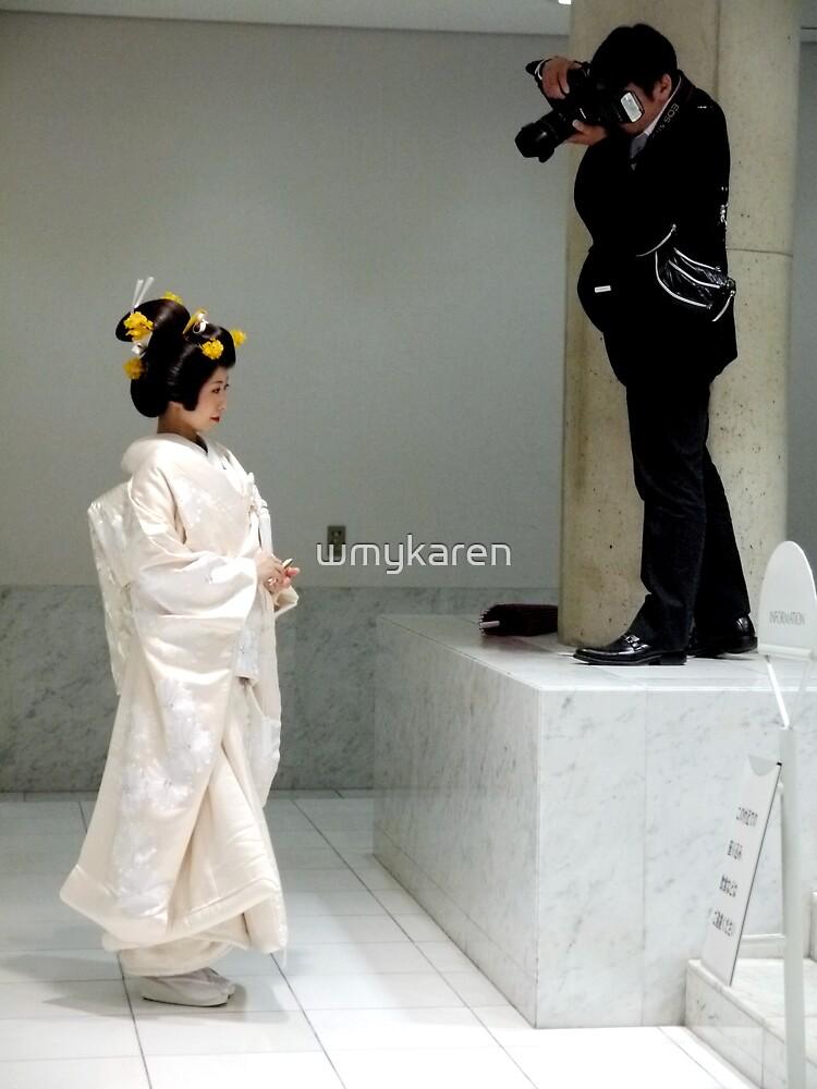 Japanese Bride by wmykaren