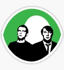 El Dude Brothers Sticker