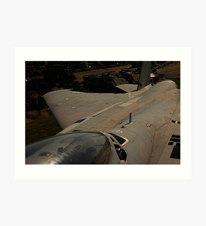 Jet Fighter Image 7897 Art Print