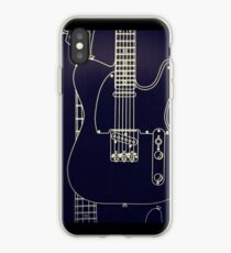 Fender Telecaster Guitar iPhone Case
