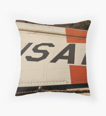 USAF Logo on Wing Throw Pillow