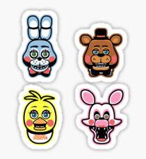 FNAF Stickers 2.0 Sticker