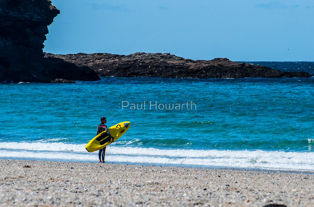 Into The Blue by Paul Howarth