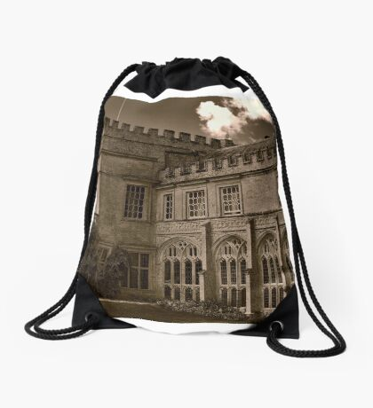 Forde Abbey-Somerset-UK Drawstring Bag