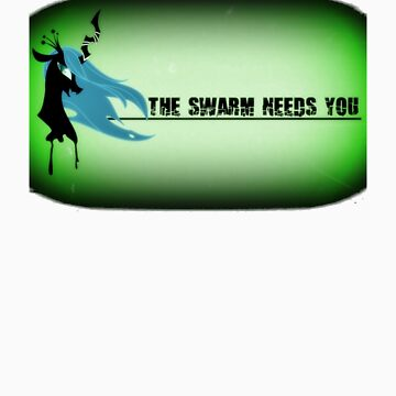 The Swarm Needs You by tyko2000