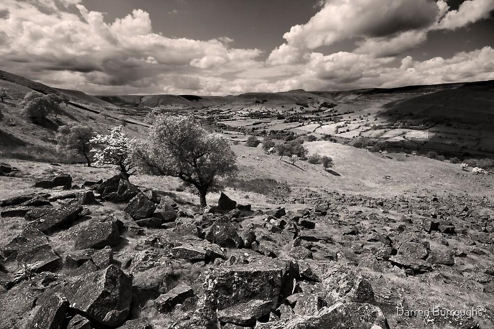 Towards Edale  by Darren Burroughs