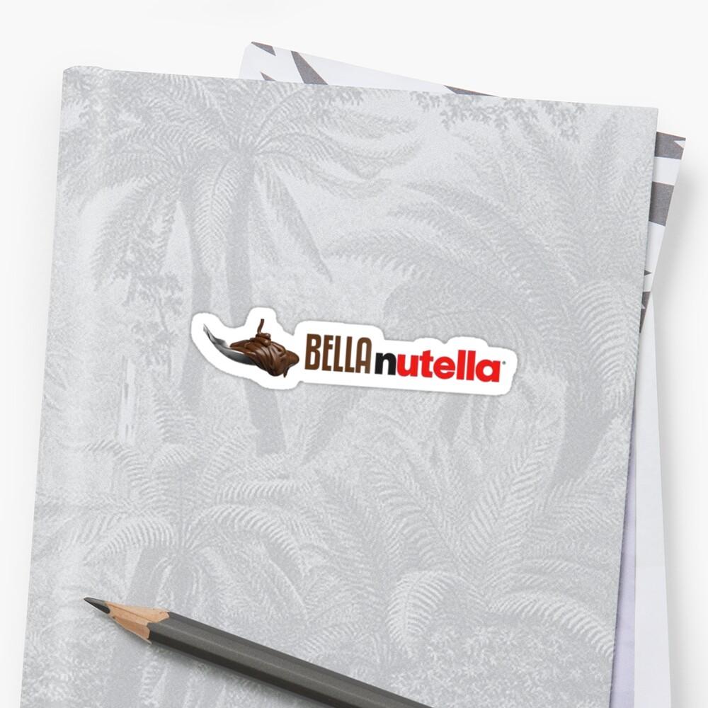 Bella Nutella by Ommik