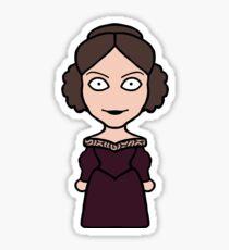 Mary Shelley (sticker) Sticker