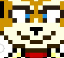 Fox McCloud - Star Fox Team Mini Pixel Sticker