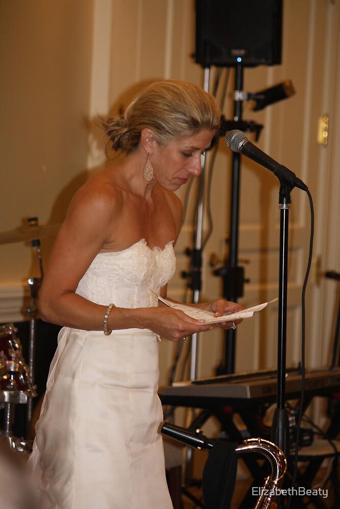 Bride's Speech by ElizabethBeaty