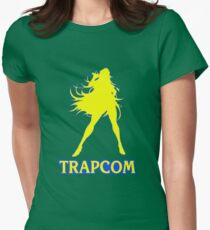 Trapcom Womens Fitted T-Shirt