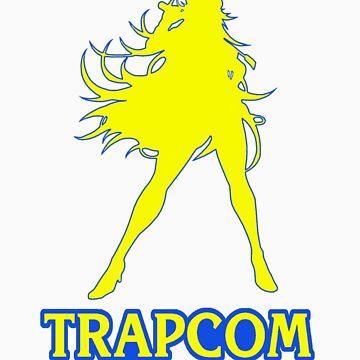 Trapcom by Sonson21