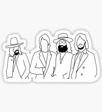The Beatles 1969  Sticker