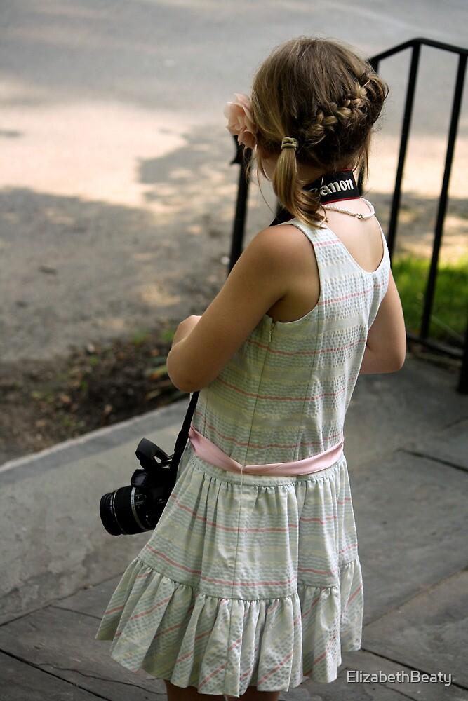 Little Photographer by ElizabethBeaty