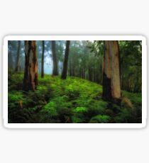Derwent Valley Foliage Sticker