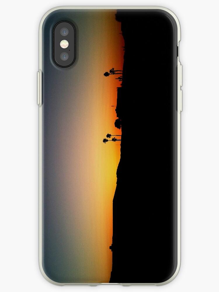 Arizona Sunset - iPhone by Michael Risser