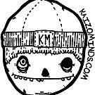 Kaizo Minds - Oscar Sticker by LewisJFC