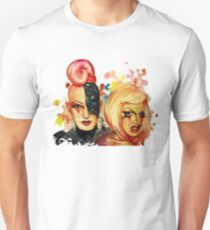 Lady Michel und Elektra Trash (VIDEO IN DESCRIPTION!) Unisex T-Shirt