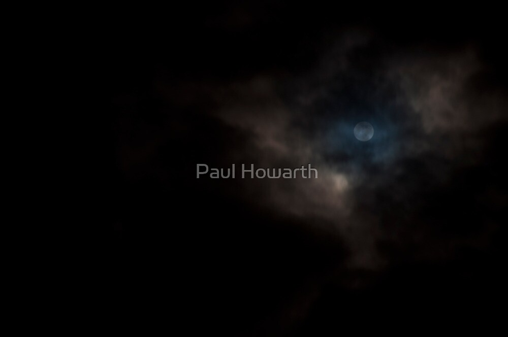 Blue Moon by Paul Howarth