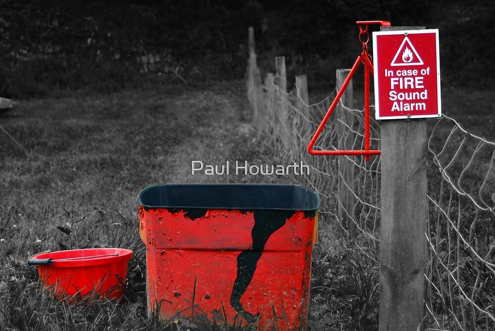 Fire Alarm by Paul Howarth