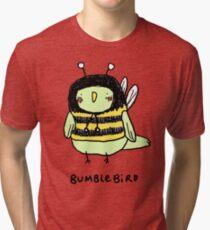 Bumblebird Tri-blend T-Shirt