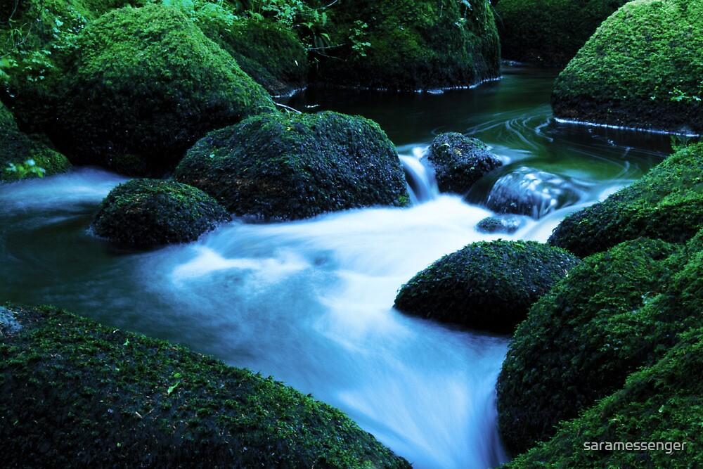 Blue Lagoon by saramessenger