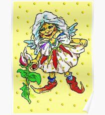 Rosie Fairy Poster