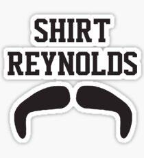 Shirt Reynolds Sticker