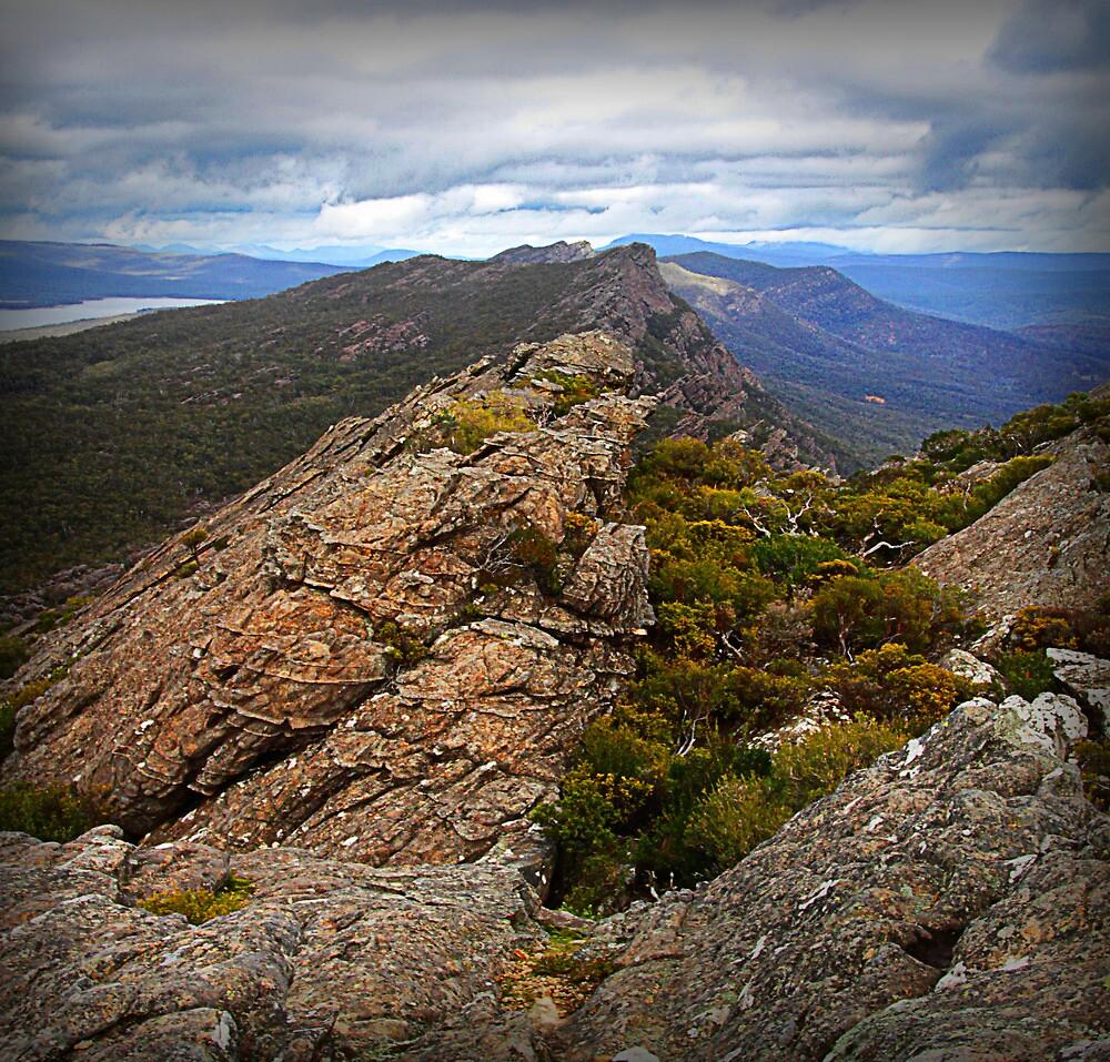 Mount Difficult - Grampians National Park by John Bullen