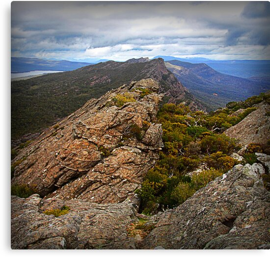 Mount Difficult - Grampians National Park by John Bullen