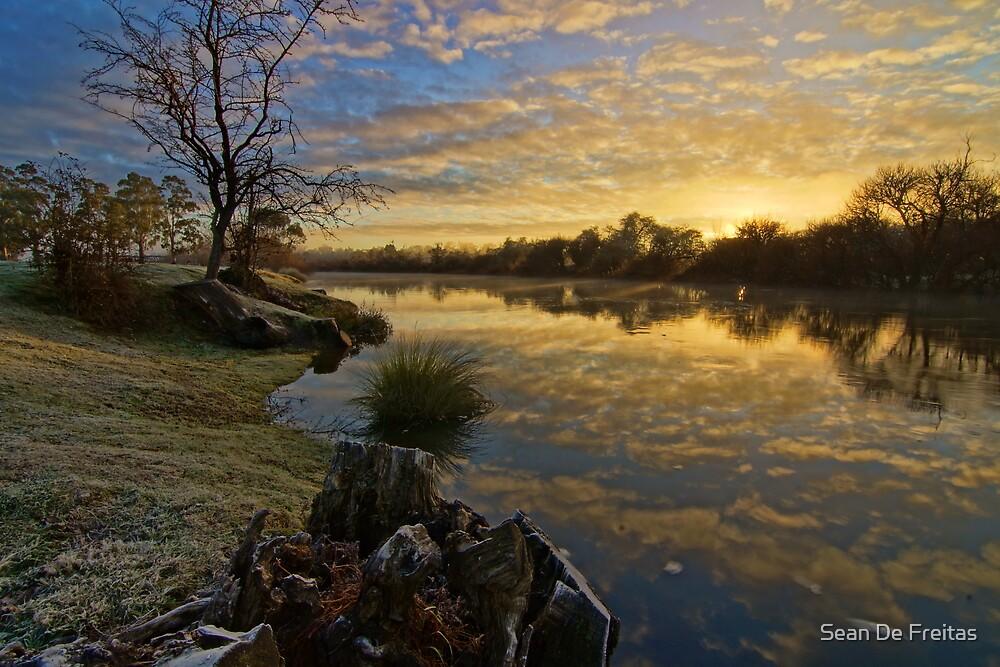 Frosty morn - Longford, Tasmania, Australia by PC1134