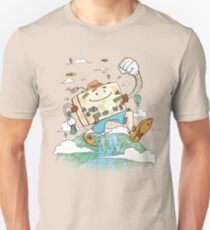 Mr Globetrotter Unisex T-Shirt