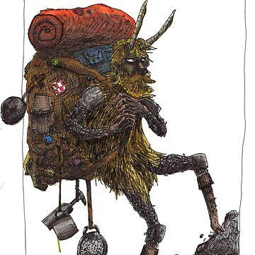 the goatman by eljordo