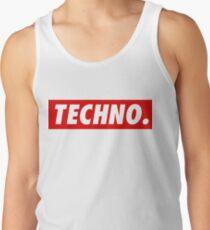 Techno. Tank Top