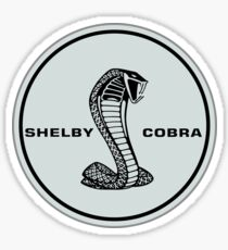 Shelby Cobra Mustang Sticker