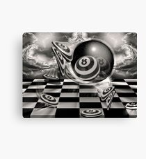Fly Byes Canvas Print