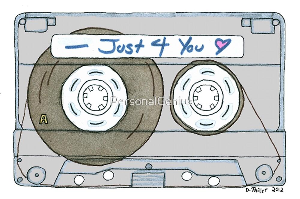 Mix Tape by PersonalGenius