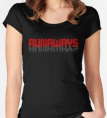 Runaways Women's Fitted Scoop T-Shirt