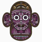 Mr Monkey (Design 1) by george williams