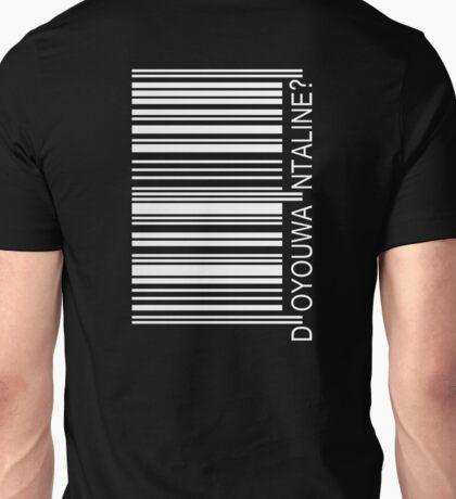 BARCODE - doyouwantaline? T-Shirt