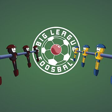 Big League Foosball | Community by markalackiie