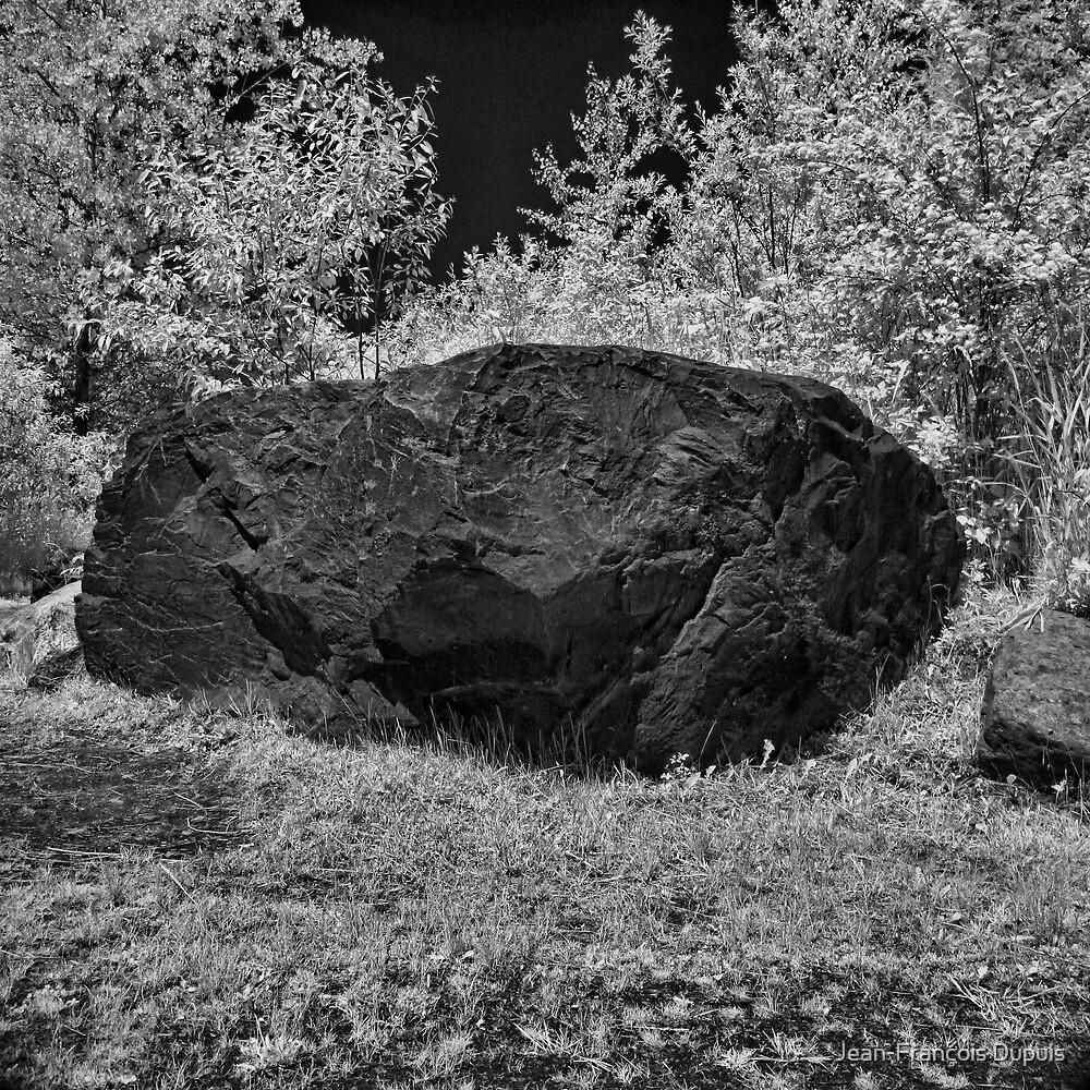 The rock by Jean-François Dupuis