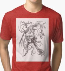 What's on the Inside #1 Tri-blend T-Shirt