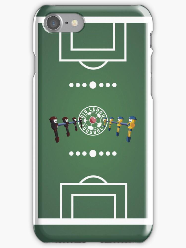 Big League Foosball   Community by Mark Quimoyog