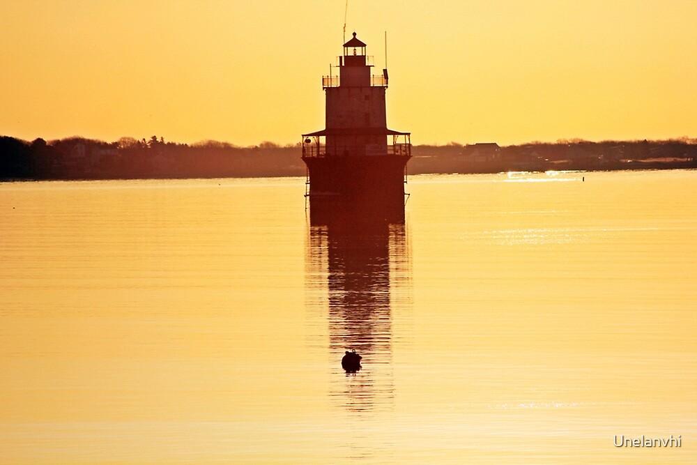 Lighthouse # 2 by Unelanvhi