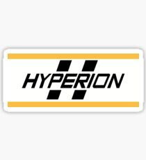 Hyperion Sticker