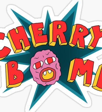 Tyler The Creator - Cherry Bomb Sticker